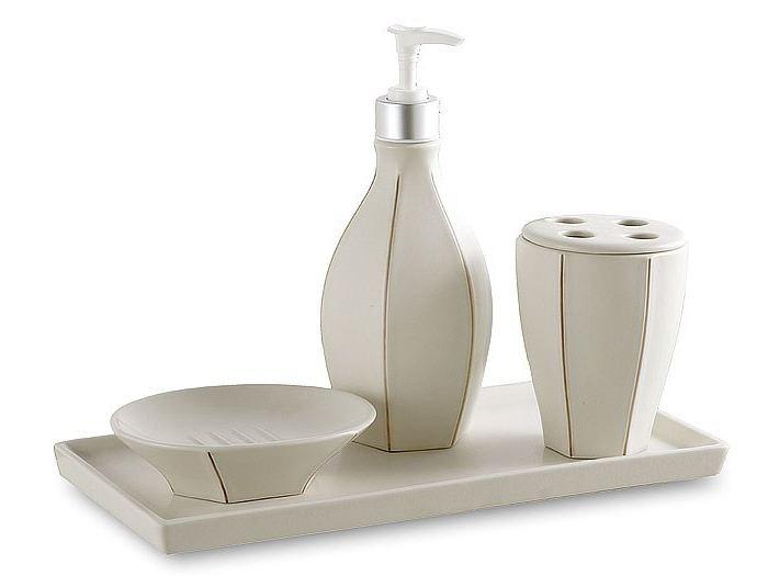 Набор аксессуаров ванной комнаты
