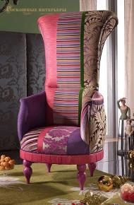 Кресло KANDY, 1364/W