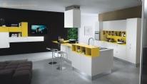 Кухня модульная, Quadra-1