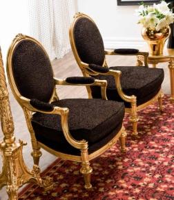 Кресло Edoras