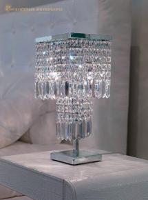 Настольная лампа, Crystal