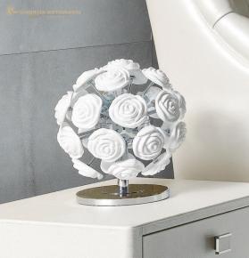 Настольная лампа, Rose-1